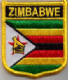 Flag Patch - Zimbabwe 07